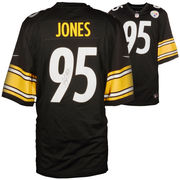 Jarvis Jones Pittsburgh Steelers Fanatics Authentic Autographed Nike Game Jersey