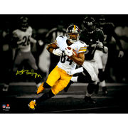 Antonio Brown Pittsburgh Steelers Fanatics Authentic Autographed 11