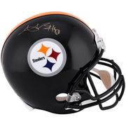 Antonio Brown Pittsburgh Steelers Fanatics Authentic Autographed Riddell Replica Helmet