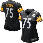 Joe Greene Pittsburgh Steelers Nike Women's Retired Game Jersey - Black