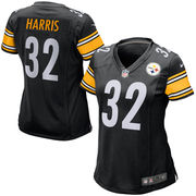 Franco Harris Pittsburgh Steelers Nike Women's Retired Game Jersey - Black