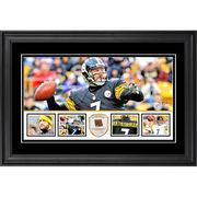 Ben Roethlisberger Pittsburgh Steelers Fanatics Authentic Framed 10