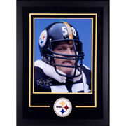 Jack Lambert Pittsburgh Steelers Fanatics Authentic Deluxe Framed Autographed 16