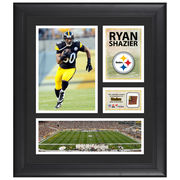 Ryan Shazier Pittsburgh Steelers Fanatics Authentic Framed 15