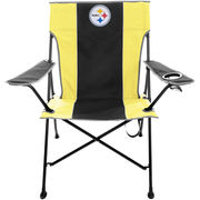 Pittsburgh Steelers Tailgate Quad Chair with Click & Carry Strap
