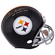 Terry Bradshaw Pittsburgh Steelers Fanatics Authentic Autographed Riddell Pro-Line Helmet with Multiple Inscriptions