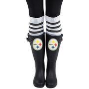 Pittsburgh Steelers Cuce Women's Frontrunner Rain Boots