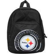 Pittsburgh Steelers Offense Mini Backpack - Black