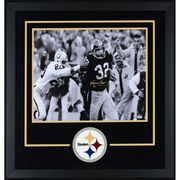 Franco Harris Pittsburgh Steelers Fanatics Authentic Deluxe Framed Autographed 16