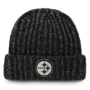 Pittsburgh Steelers '47 Brand Westend Cuffed Knit Hat - Charcoal