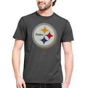 Pittsburgh Steelers '47 Forward High Point T-Shirt - Black