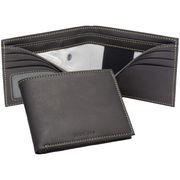 Pittsburgh Steelers Tokens & Icons Game-Used Uniform Leather Wallet