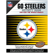 Pittsburgh Steelers Kids Activity Book