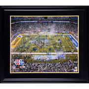 Pittsburgh Steelers Fanatics Authentic Framed Autographed 20'' x 24'' Super Bowl XL Photograph with Multiple Signatures