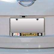Pittsburgh Steelers Bottom Only Mega License Plate Frame
