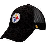 Pittsburgh Steelers '47 Women's Billie Adjustable Hat - Black