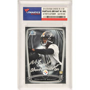 Martavis Bryant Pittsburgh Steelers Fanatics Authentic Autographed 2014 Bowman Chrome Rookie #193 Card with Steeler Nation Inscription