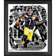 Ben Roethlisberger Pittsburgh Steelers Fanatics Authentic Framed 20'' x 24'' In the Zone Photograph