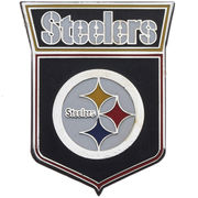 Pittsburgh Steelers Team Crest Pin