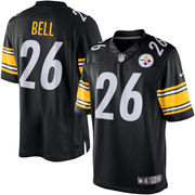 Le'Veon Bell Pittsburgh Steelers Nike Limited Jersey - Black