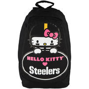 Pittsburgh Steelers Hello Kitty Backpack