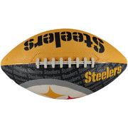 Pittsburgh Steelers Gridiron Junior Size Football
