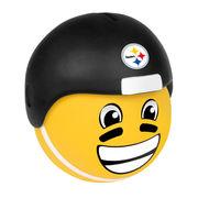 Pittsburgh Steelers Teamoji Smile Vinyl Bank
