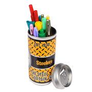 Pittsburgh Steelers Soda Can Bank