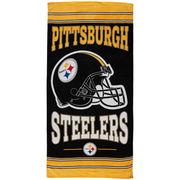 Pittsburgh Steelers WinCraft Beach Towel  -
