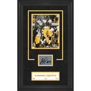Sammie Coates Pittsburgh Steelers Fanatics Authentic Framed 8