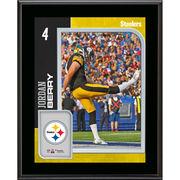 Jordan Berry Pittsburgh Steelers Fanatics Authentic 10.5