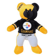Pittsburgh Steelers Super Bowl XIII Champions Thematic Bear