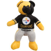 Pittsburgh Steelers Super Bowl XIV Champions Thematic Bear