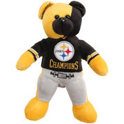 Pittsburgh Steelers Super Bowl XLIII Champions Thematic Bear