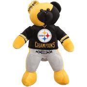 Pittsburgh Steelers Super Bowl IX Champions Thematic Bear