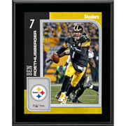 Ben Roethlisberger Pittsburgh Steelers Fanatics Authentic 10.5