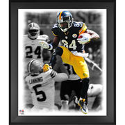Antonio Brown Pittsburgh Steelers Fanatics Authentic Framed 20'' x 24'' In the Zone Photograph