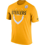 Pittsburgh Steelers Nike Legend Icon Dri-FIT T-Shirt - Gold