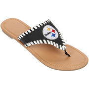 Pittsburgh Steelers Women's High End Sandals