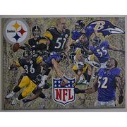 Baltimore Ravens vs. Pittsburgh Steelers Deacon Jones Foundation 30