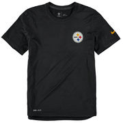 Pittsburgh Steelers Nike Youth Touch Performance T-Shirt - Black