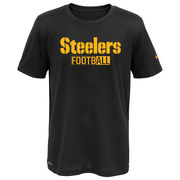 Pittsburgh Steelers Nike All Football Legend T-Shirt - Black