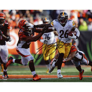 Le'Veon Bell Pittsburgh Steelers Fanatics Authentic Autographed 8