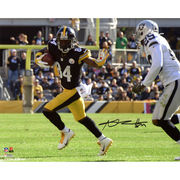 Antonio Brown Pittsburgh Steelers Fanatics Authentic Autographed 8