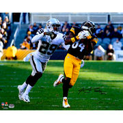Antonio Brown Pittsburgh Steelers Fanatics Authentic Autographed 16