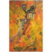 Lynn Swann Pittsburgh Steelers Deacon Jones Foundation 24