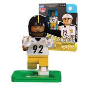 James Harrison Pittsburgh Steelers OYO Sports NFL Series Figurine
