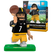 Ben Roethlisberger Pittsburgh Steelers OYO Sports Generation 5 Player Minifigure