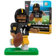 DeAngelo Williams Pittsburgh Steelers OYO Sports Generation 5 Player Minifigure