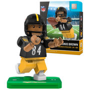 Antonio Brown Pittsburgh Steelers OYO Sports Generation 5 Player Minifigure
